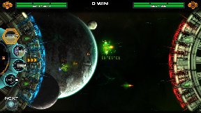 Space War Arena