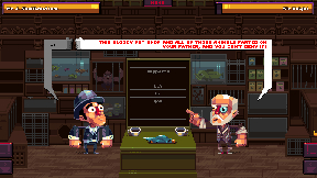 Oh...Sir! The Insult Simulator